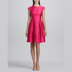 "Kate Spade ♠️ Pink Silk ""Vail"" Dress"